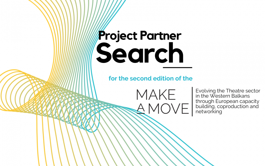 Project Partner Search for the Second Part of the MAKE A MOVE Project
